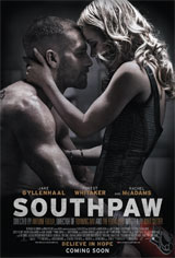 Southpaw Movie Poster