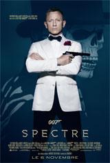 007 Spectre Movie Poster