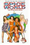 Spice World Movie Poster