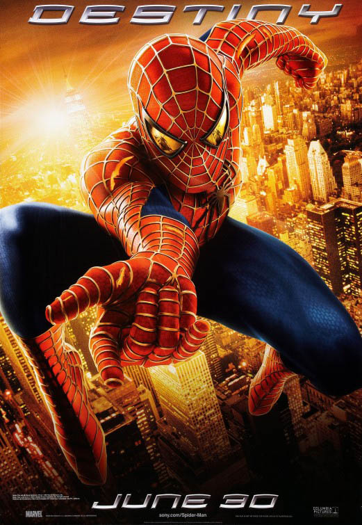 Spider-Man 2 Large Poster