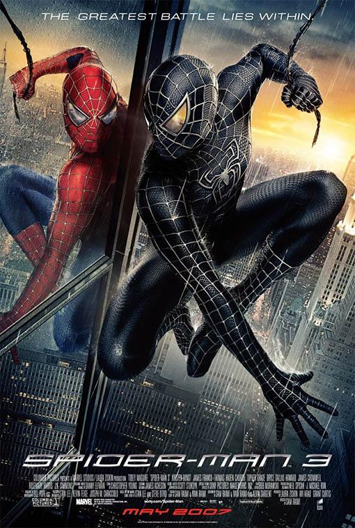Spider-Man 3 Large Poster