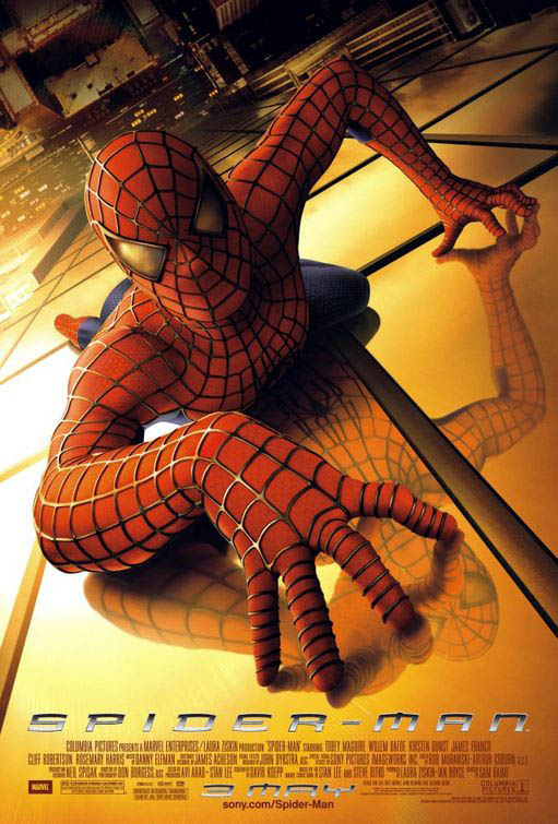 Spider-Man Large Poster