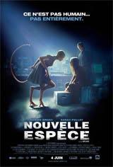 Nouvelle espèce Movie Poster