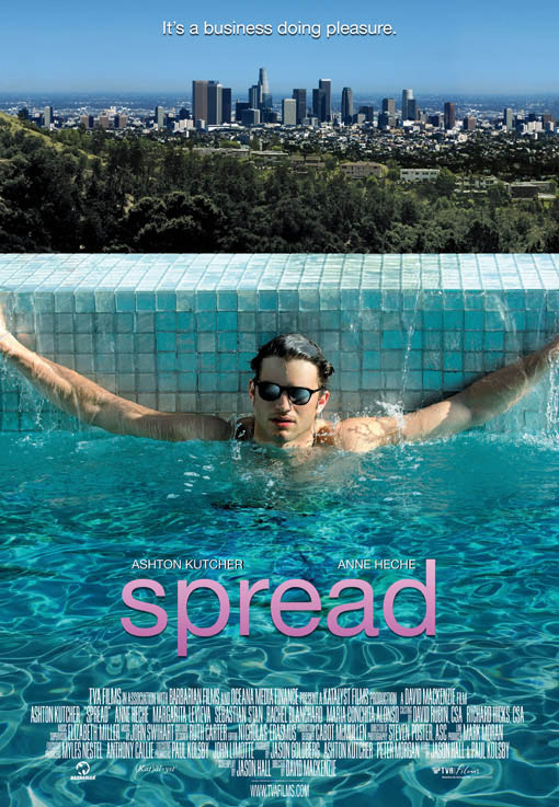 Spread Large Poster