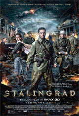 Stalingrad: An IMAX 3D Experience Movie Poster