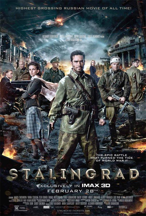 Stalingrad Large Poster