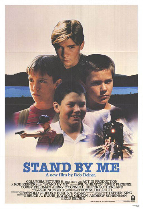 Stand By Me Large Poster