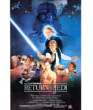 Star Wars: Episode VI - Return of the Jedi Movie Poster
