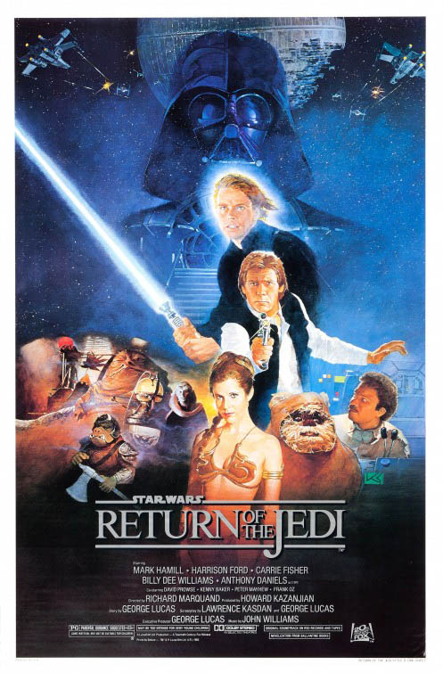 Star Wars: Episode VI - Return of the Jedi Large Poster