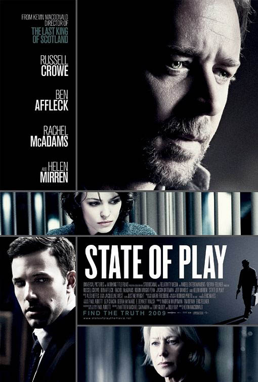 State of Play Large Poster