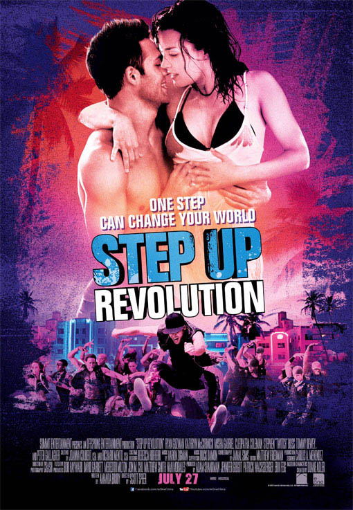 Step Up Revolution Large Poster