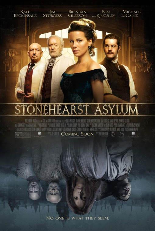 Stonehearst Asylum Large Poster