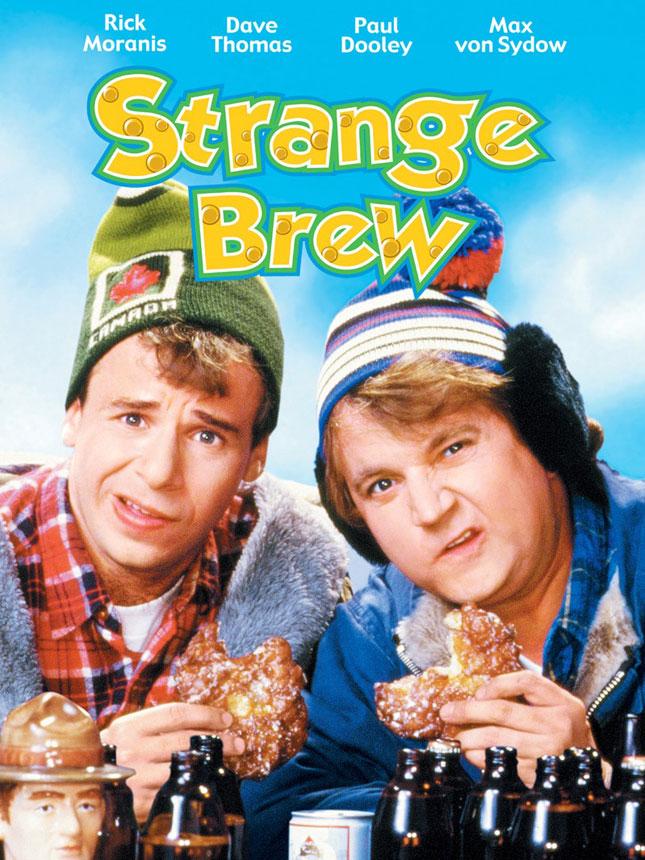 Strange Brew Large Poster