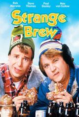 Strange Brew Movie Poster