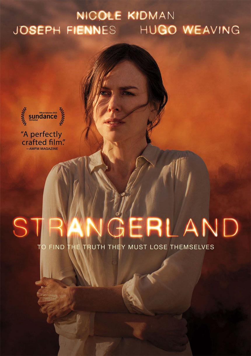 Strangerland Large Poster