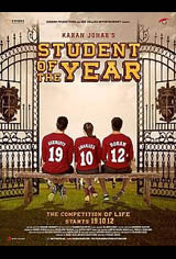 Student of the Year Movie Poster