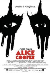 Super Duper Alice Cooper Movie Poster