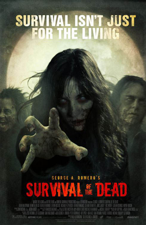 George A. Romero's Survival of the Dead Large Poster