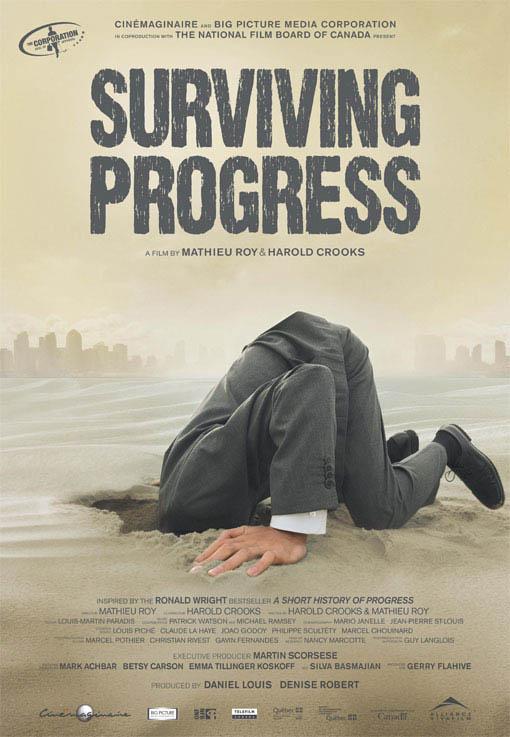 Surviving Progress Large Poster
