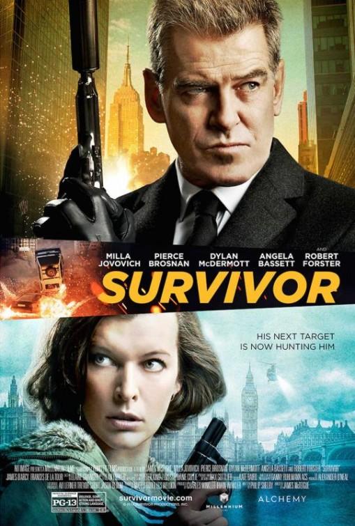 Survivor Large Poster