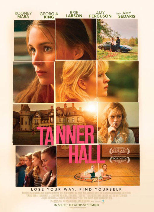 Tanner Hall Large Poster