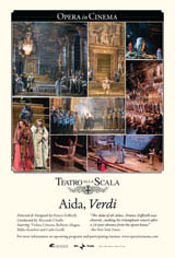 Teatro alla Scala: Aida Movie Poster