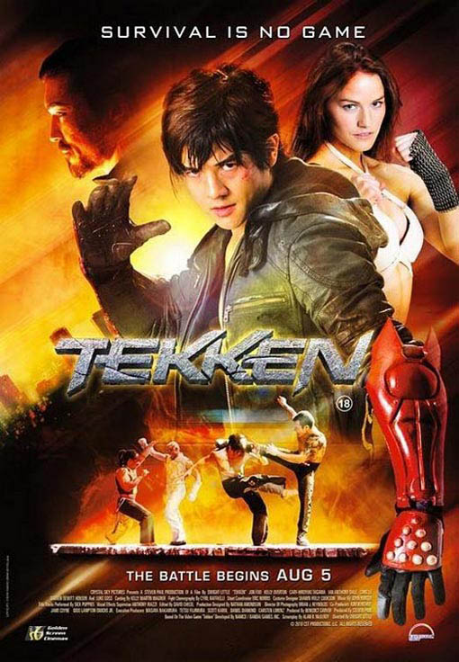 Tekken Large Poster
