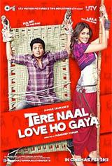 Tere Naal Love Ho Gaya Movie Poster