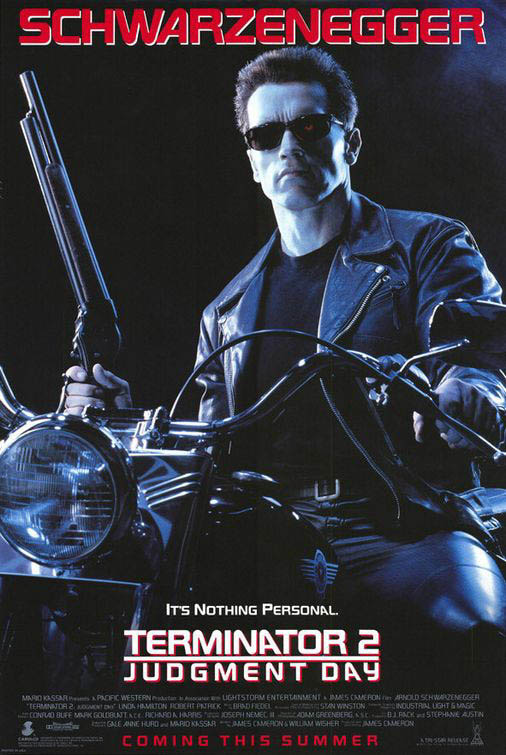 Terminator 2: Judgment Day Large Poster