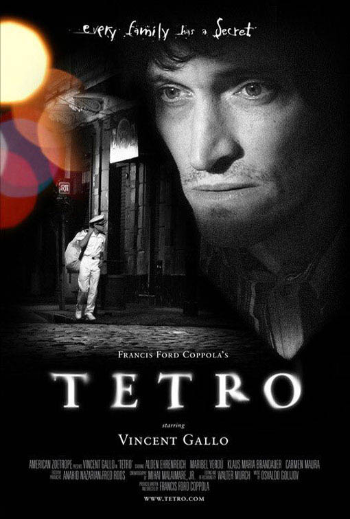 Tetro Large Poster