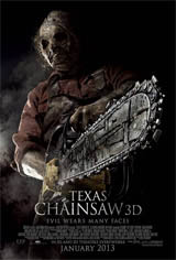 Texas Chainsaw Movie Poster