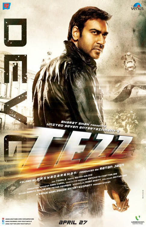 Tezz Large Poster