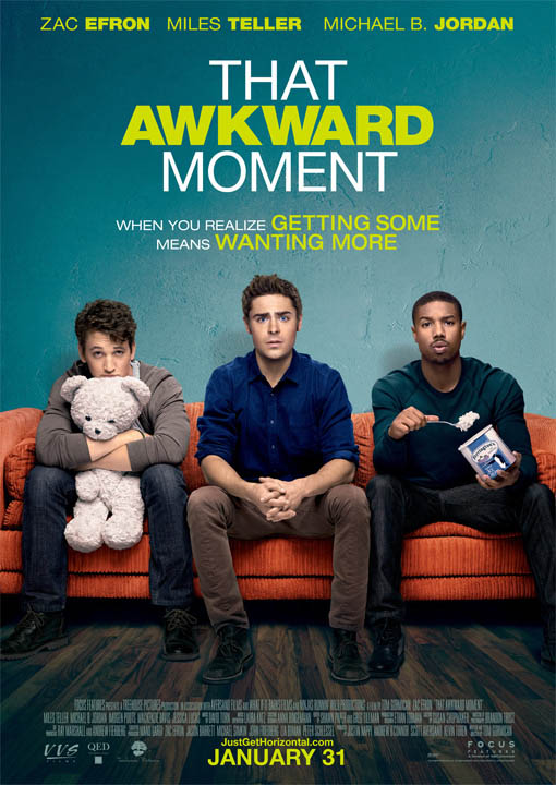 That Awkward Moment Large Poster