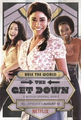 The Get Down (Netflix) Movie Poster
