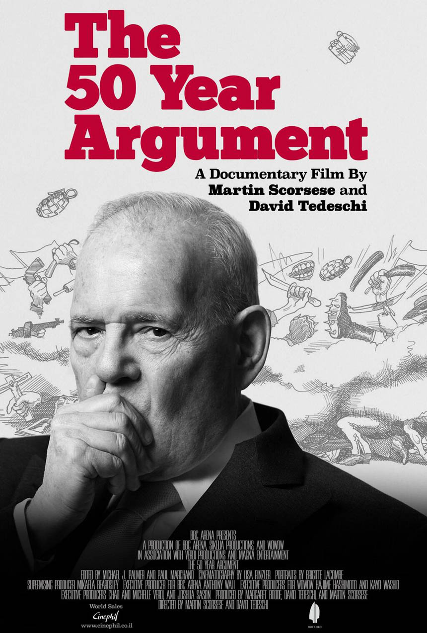 The 50 Year Argument Large Poster