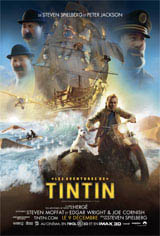 Les aventures de Tintin Movie Poster