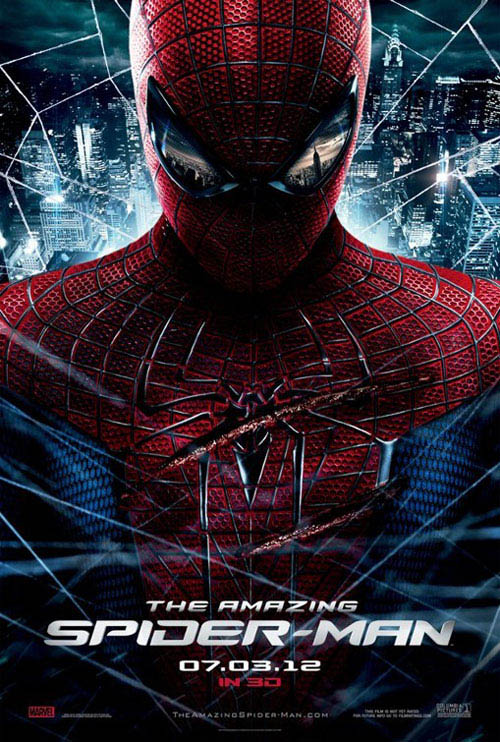 The Amazing Spider-Man (500X742)