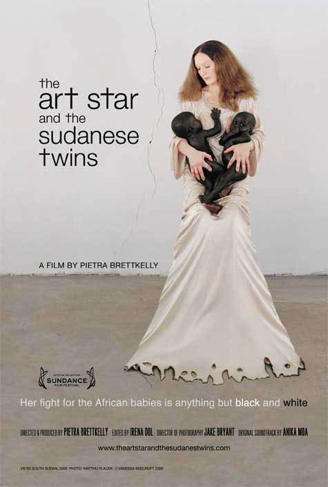 The Art Star and the Sudanese Twins movie