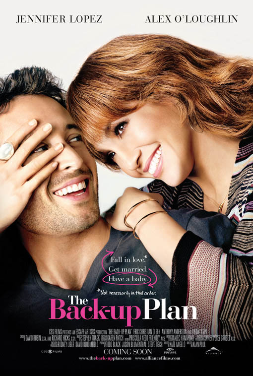 Le plan B official Movie Poster