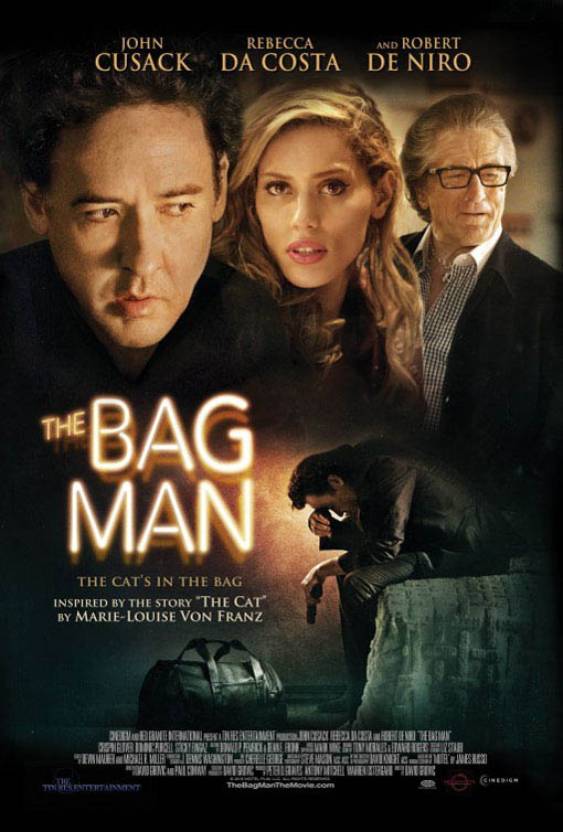 The Bag Man Large Poster