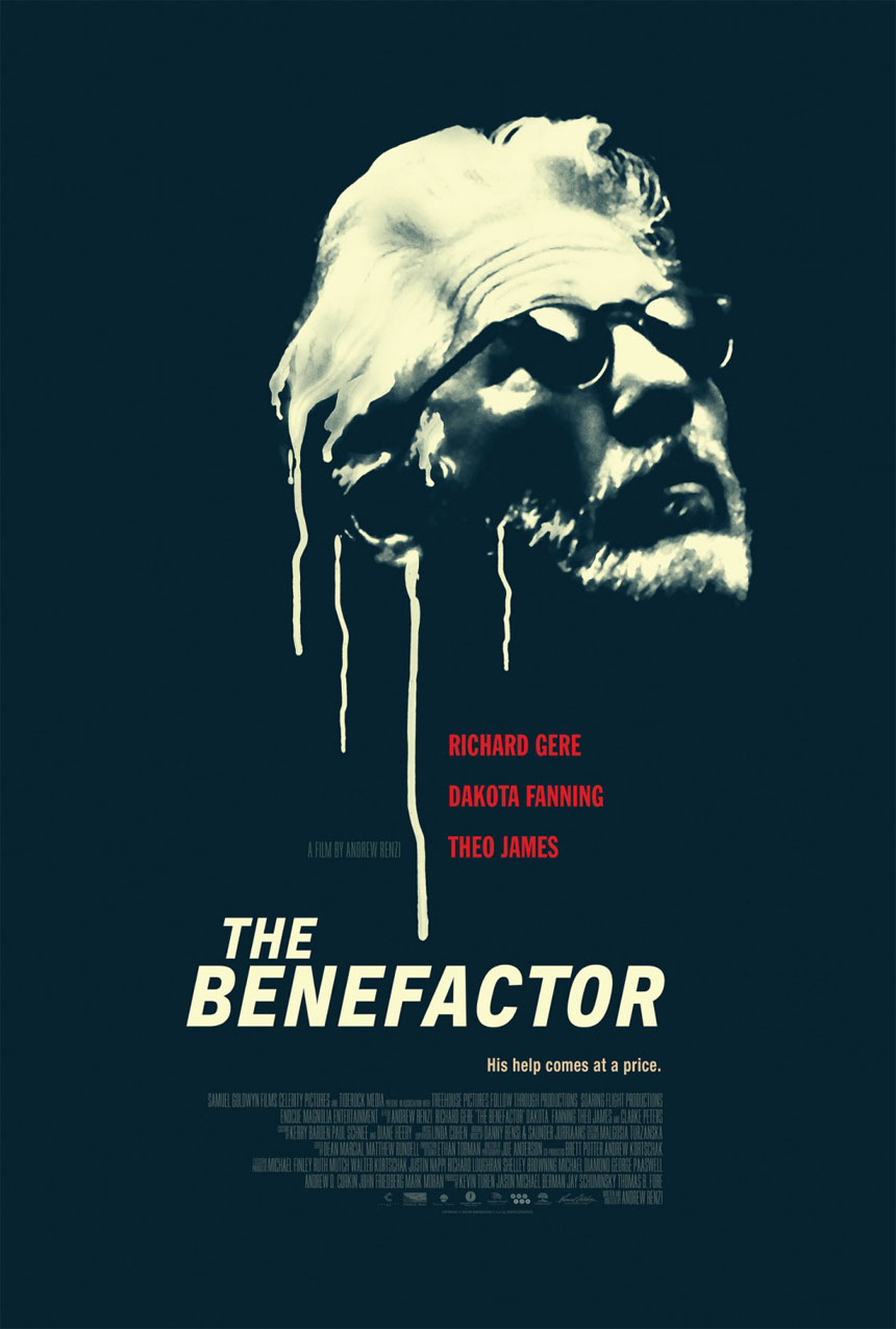 The Benefactor Large Poster