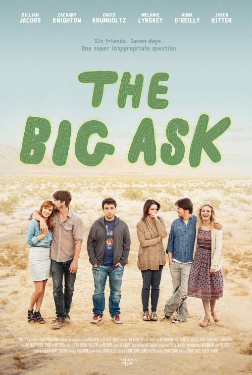 The Big Ask Large Poster