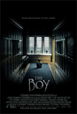 The Boy Movie Poster
