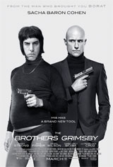 The Brothers Grimsby Movie Poster