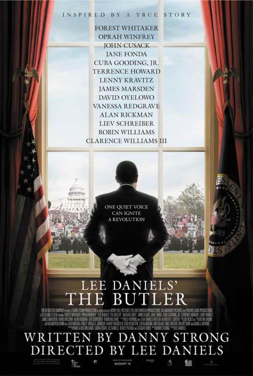 Lee Daniels' The Butler Large Poster