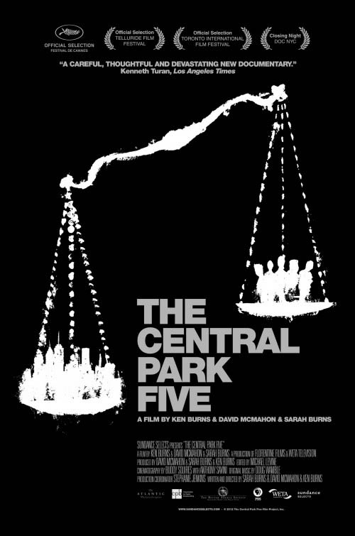 The Central Park Five Large Poster