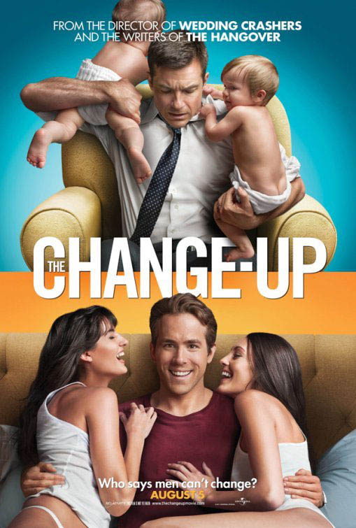 The Change-Up Large Poster