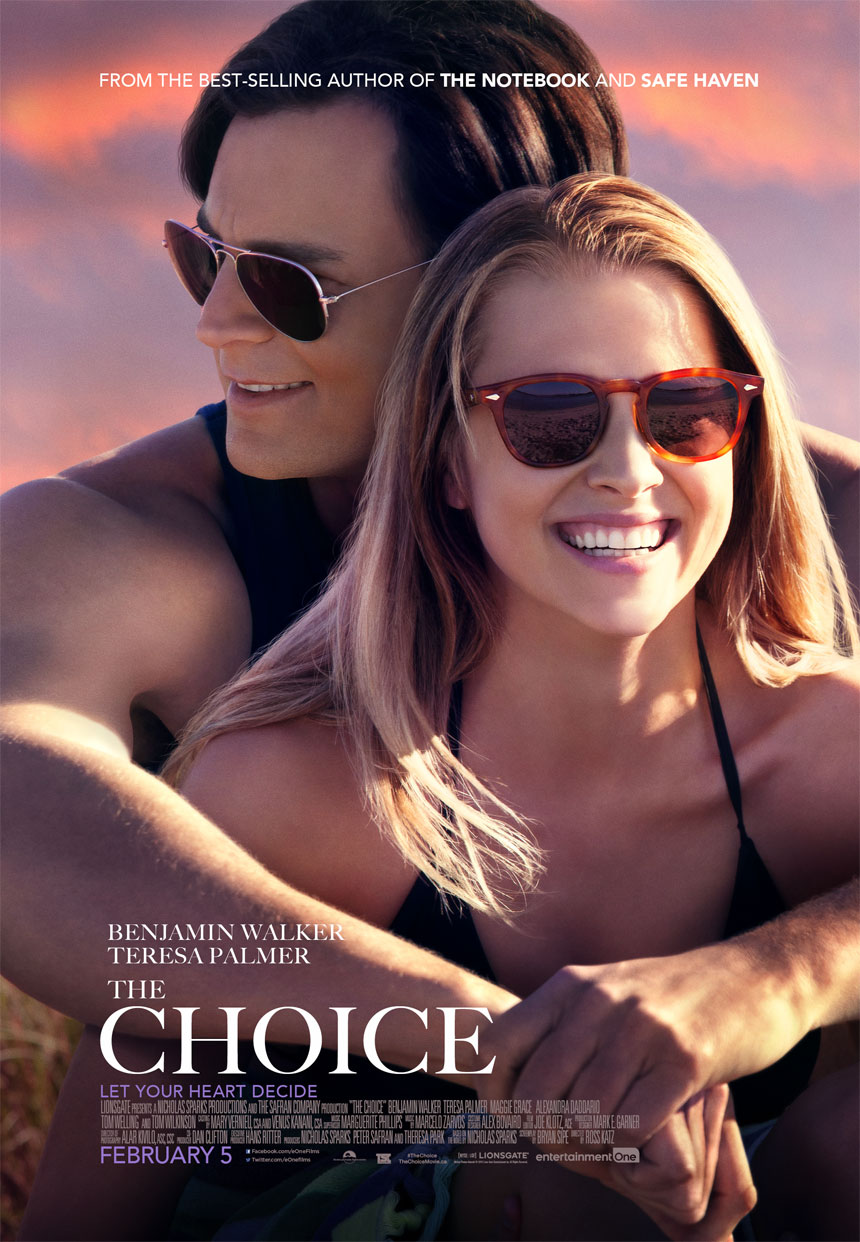 The Choice Large Poster