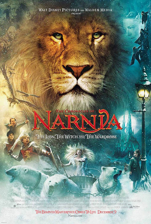 The Chronicles of Narnia: The Lion, the Witch and the Wardrobe Large Poster