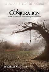 La conjuration Movie Poster